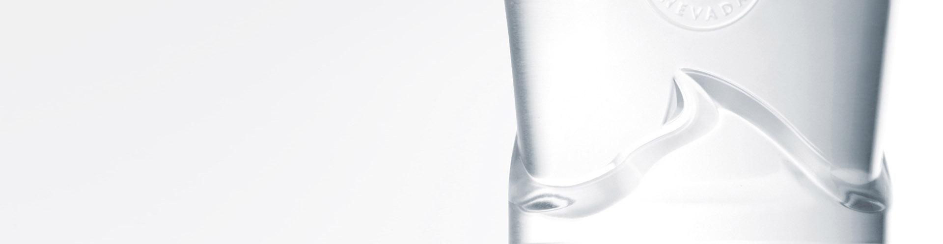 Design detail of the PET bottle.